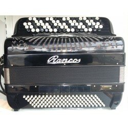 Demo brugt Ranco model Champion III pianoharmonika