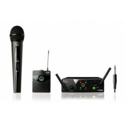 AKG WMS40 Mini2 Instrument/Vocal Set