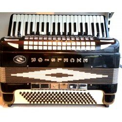 Brugt Excelsior M640 Cassotto Pianoharmonika Incl. kuffert