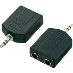 Jack Audio Y-adapter
