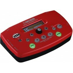 Boss VE-5 Red Vokal processor vokalist