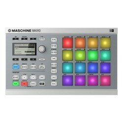 Native Instruments Maschine Mikro, Hvid